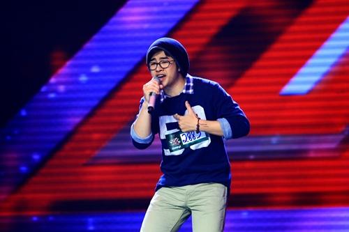 "x-factor viet ""day song"" vi chang trai giu xe - 9"