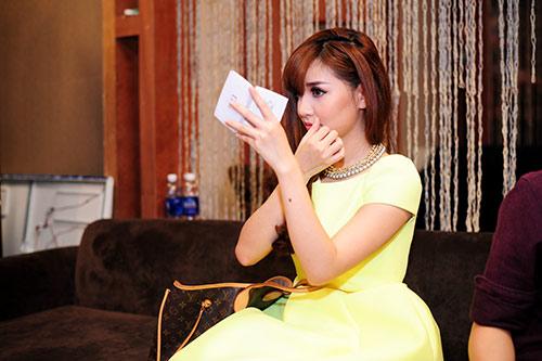 bich phuong idol duoc ham mo nhiet tinh - 1