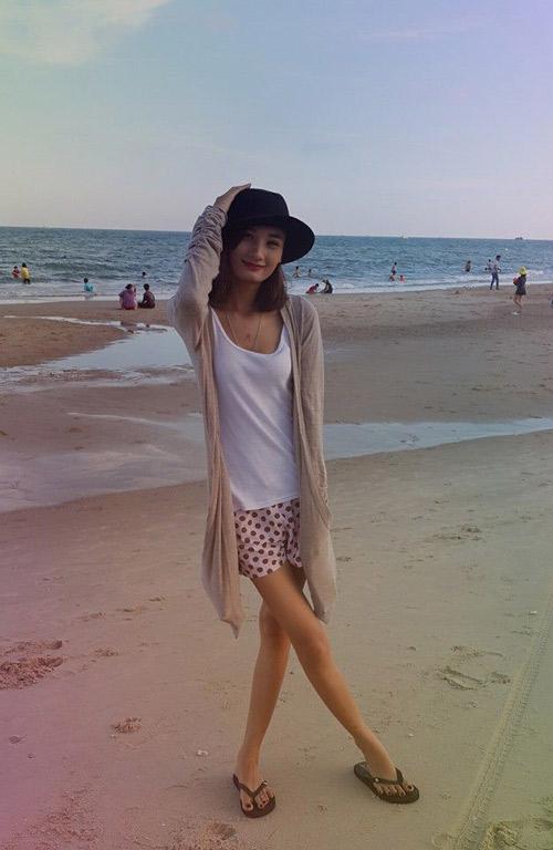 choang voi doi chan tong teo cua le thuy - 1