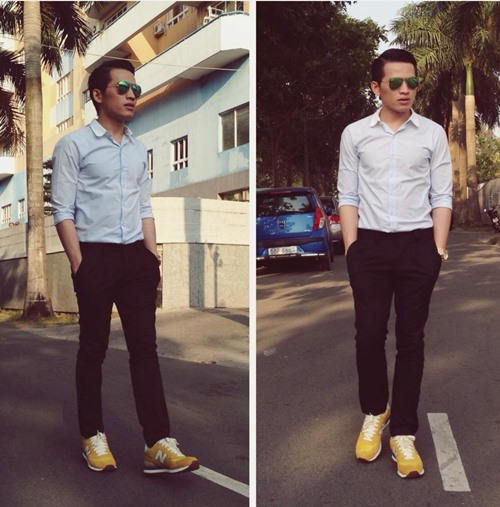 my nam showbiz chuong phong cach unisex - 6
