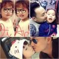 Làm mẹ - Con gái Thành Trung: Chỉ thấy đã yêu rồi!