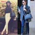"""Thời trang - Phương Trinh """"đụng"""" túi trăm triệu với Miranda"""