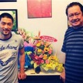 Làng sao - Johnny Trí Nguyễn đã thân thiết lại với Chánh Tín