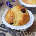 Bếp Eva - Bánh Muffin cam và sô cô la thơm ngon