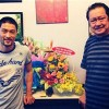 Johnny Trí Nguyễn đã thân thiết lại với Chánh Tín