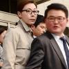 Á hậu Hàn lạnh lùng đi hầu tòa vì bán dâm