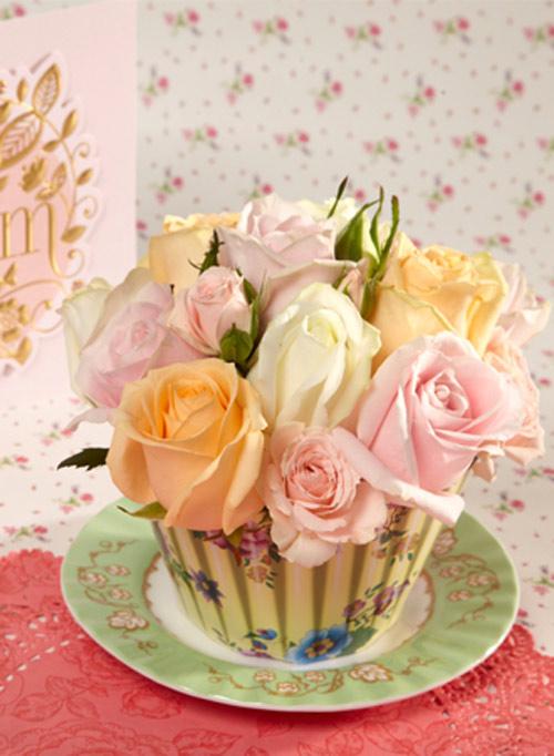 cam hoa cupcakes don gian ma dep nha - 7