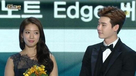 """minh tinh trai dat"" jeon ji hyun chien thang daesang - 5"