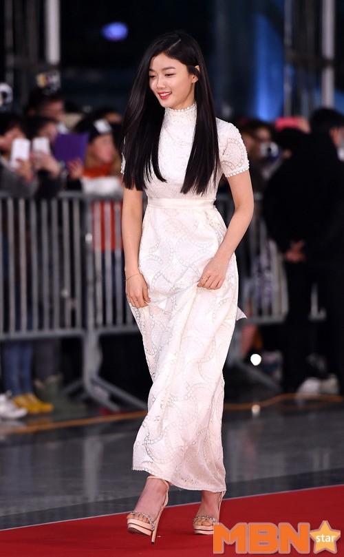 """minh tinh trai dat"" jeon ji hyun chien thang daesang - 12"