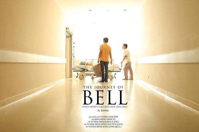 Ngay thời điểm bước sang năm mới 2015, nhiếp ảnh gia Tâm Bùi đã chia sẻ bộ ảnh mới nhất mang tênThe Journey of Bell - Hành trình chào đón một sinh linh -của mình lên trang cá nhân. Bộ ảnh nhanh chóng nhận được sự yêu thích của cộng đồng mạng.