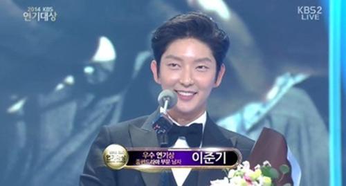 cap sao giay thuy tinh chien thang tai kbs drama awards - 5