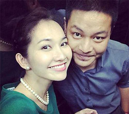 kim hien hanh phuc khoe tin co bau - 1