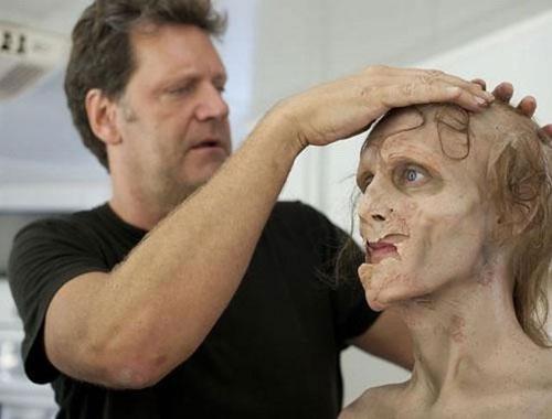 thu thuat hoa trang thanh zombie trong phim my - 5