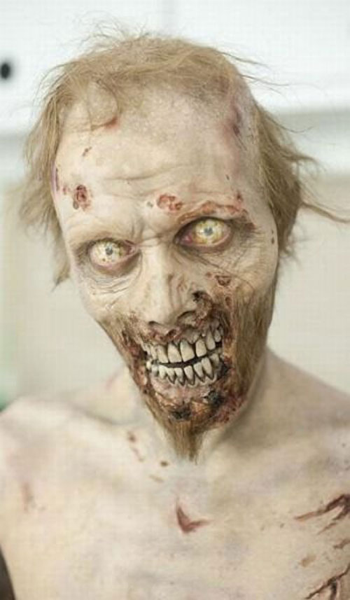 thu thuat hoa trang thanh zombie trong phim my - 6
