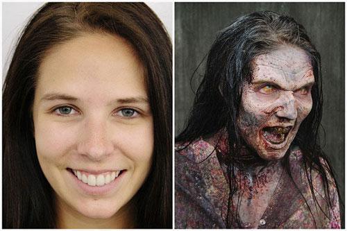 thu thuat hoa trang thanh zombie trong phim my - 9