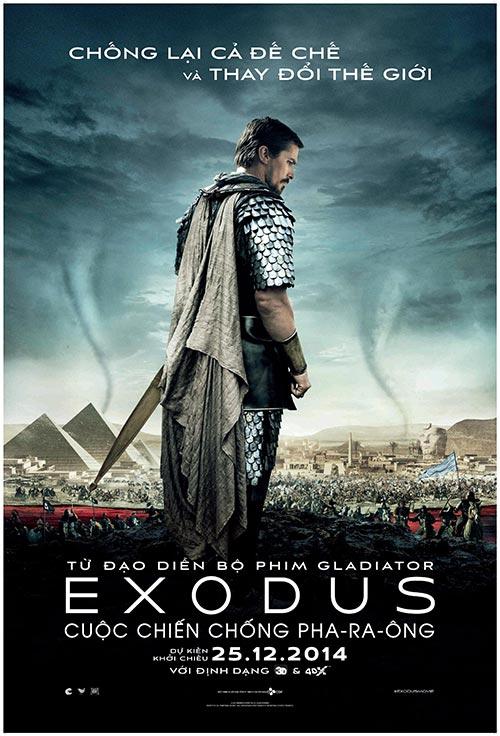 """exodus: gods & kings"" - su lua chon sinh tu - 1"