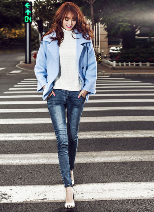 3 cach mac quan jeans dep nhat trong mua dong - 16