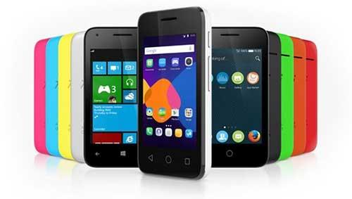 alcatel pixi 3, smartphone chay da nen tang - 1