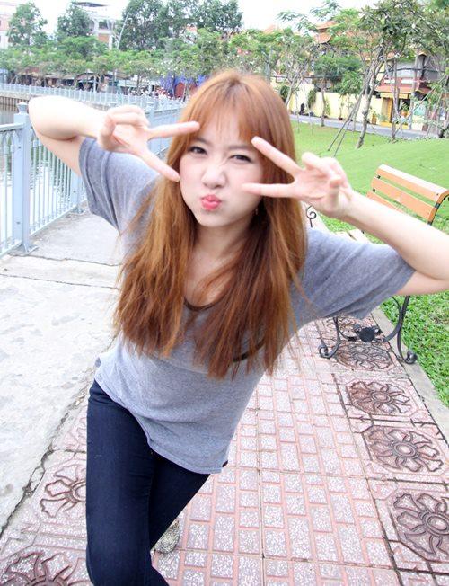 hari won hao huc dung chung san khau voi t-ara - 4