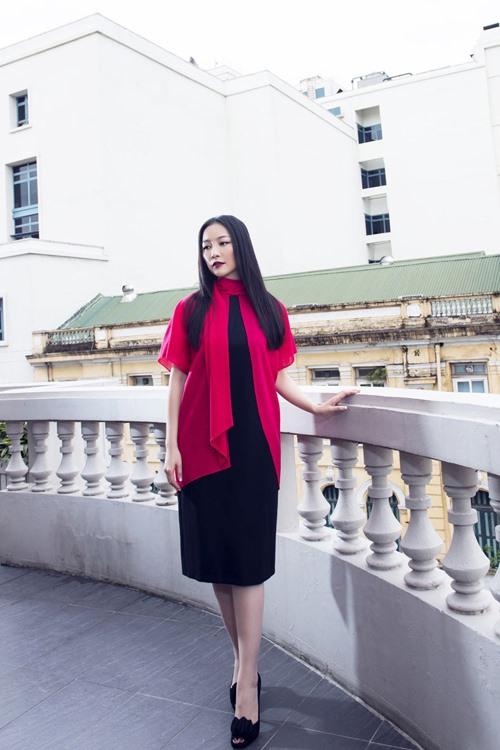 linh nga mac dep sang chanh xuong pho - 4