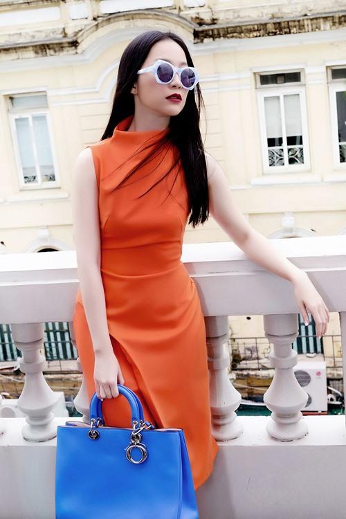linh nga mac dep sang chanh xuong pho - 5
