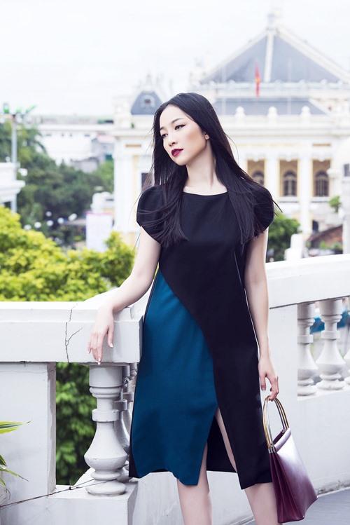 linh nga mac dep sang chanh xuong pho - 6