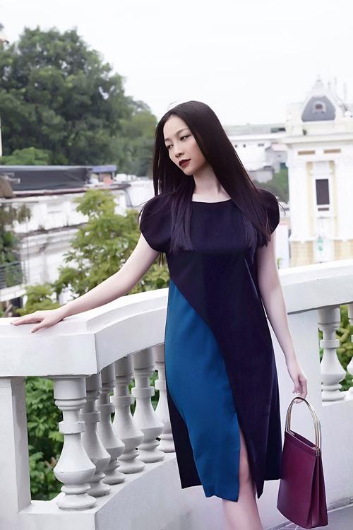 linh nga mac dep sang chanh xuong pho - 7