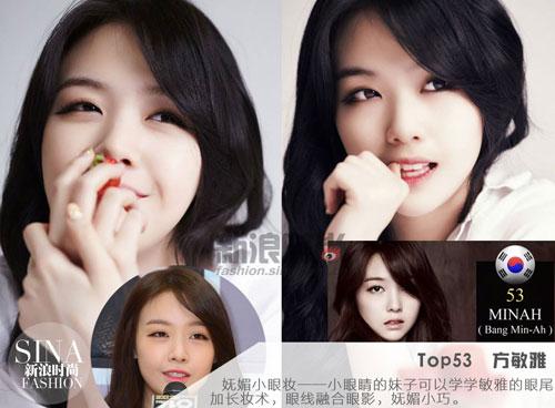 12 my nhan han lot top 100 nguoi dep nhat the gioi - 12