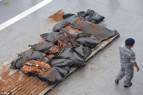 bat khoc nhung hinh anh dau thuong vu qz8501 - 10