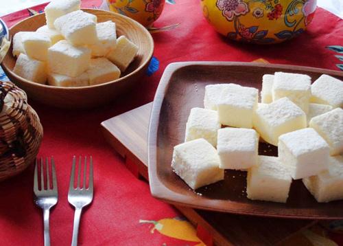 ngon ngat ngay keo marshmallow vi cam - 15