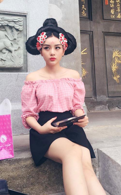 gap co gai dao keo 3 lan de thanh 'pham bang bang viet nam' - 6