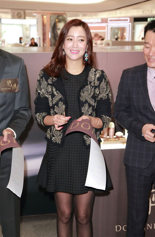 kim hee sun khong ngai nhac toi thanh long - 4