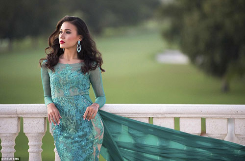 my nhan the gioi da quy tu tai hoa hau hoan vu 2014 - 13