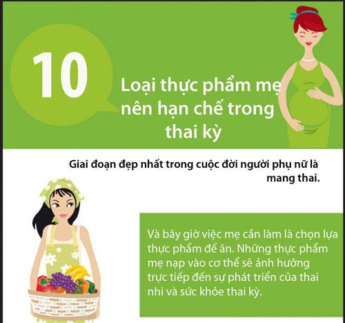 top 10 thuc pham me an nhieu hai thai nhi - 1