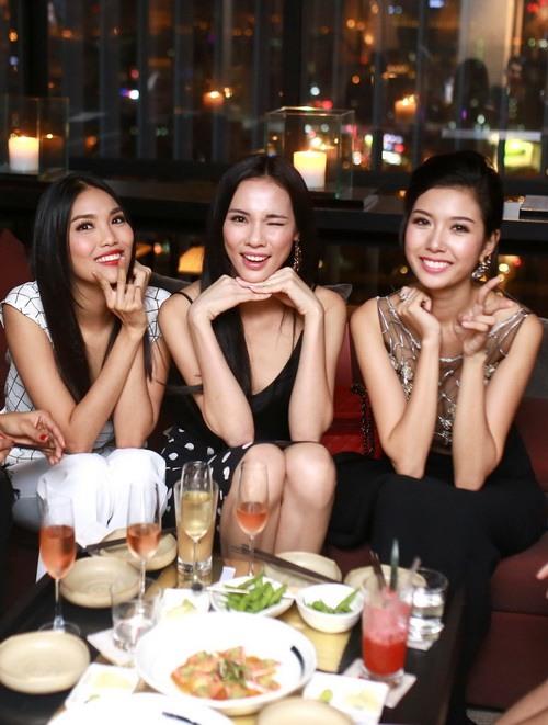 """lan khue khong """"lep ve"""" ben hoa hau the gioi 2011 - 9"""