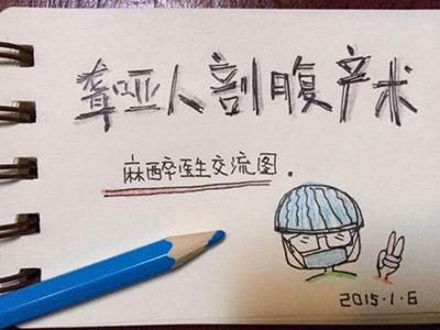 bac sy dep trai ve tranh noi chuyen voi thai phu diec gay sot - 1