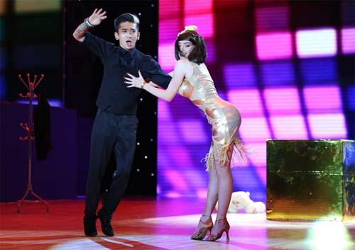 "liveshow 2 bnhv: ""ma nu"" lan ngoc gianh chien thang - 9"