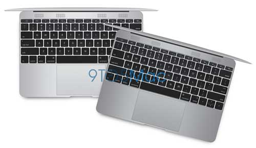 chi tiet ve macbook air 12 inch cua apple - 1
