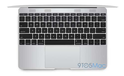 chi tiet ve macbook air 12 inch cua apple - 2