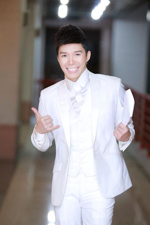 nathan lee banh bao, the men chap nhan huy show - 2