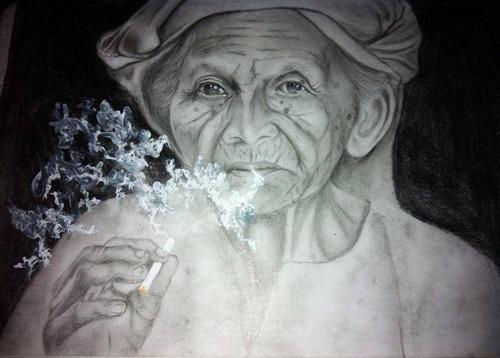 trien lam tranh day khat vong cua hoa si khuyet tat - 6