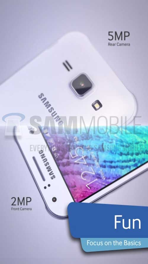 galaxy j1: smartphone dung chip 64-bit gia re cua samsung lo anh - 5
