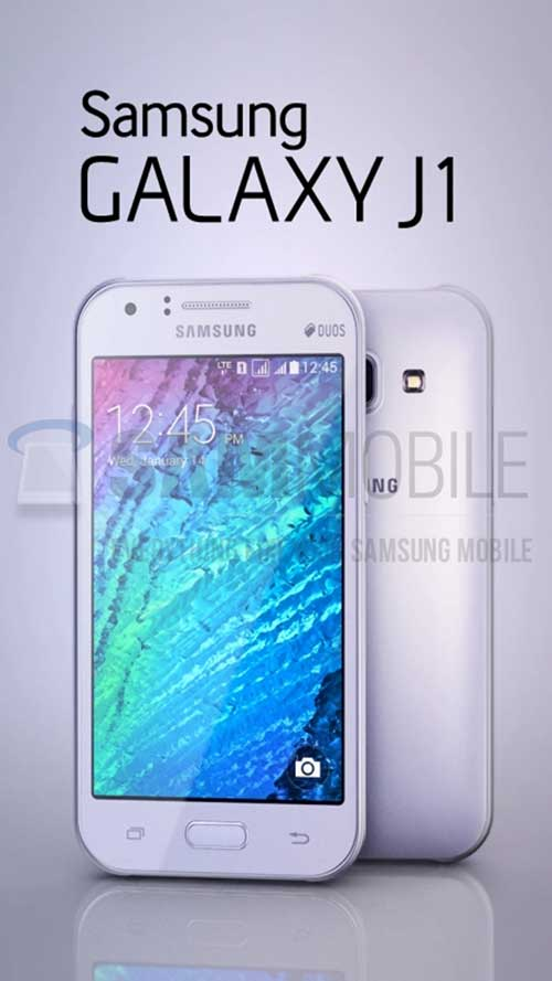 galaxy j1: smartphone dung chip 64-bit gia re cua samsung lo anh - 6