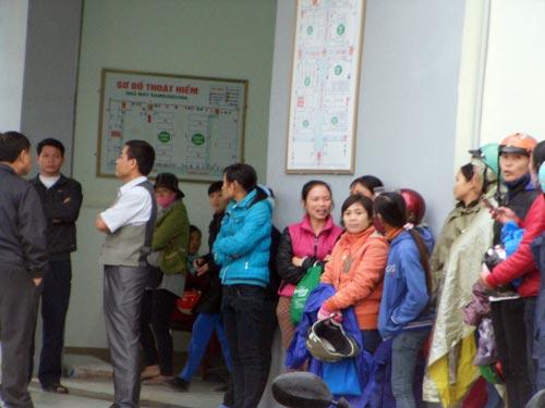 nghe an: nhieu doanh nghiep thuong tet gap 7 lan nam 2014 - 1