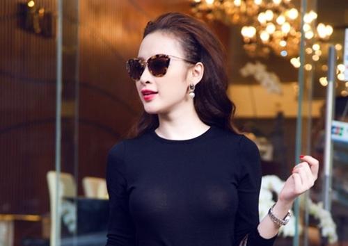 "angela phuong trinh lien tuc ""dung"" do voi sao ngoai - 3"