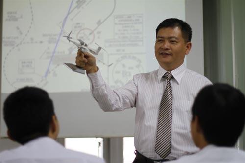 Tận mắt quy trình đào tạo một phi công-3