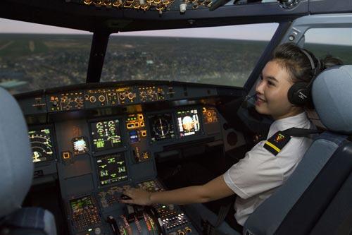 Tận mắt quy trình đào tạo một phi công-5