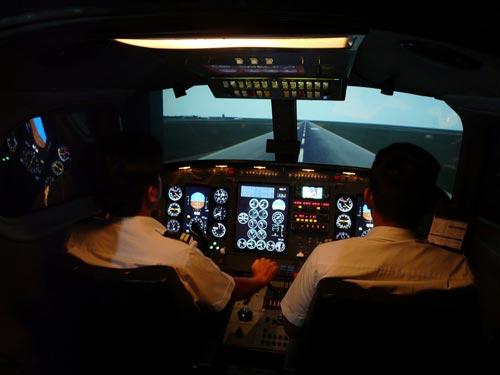 Tận mắt quy trình đào tạo một phi công-6