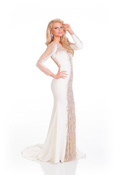 Mát mắt vì váy dạ tiệc táo bạo của hoa hậu Hoàn vũ 2014 - 2