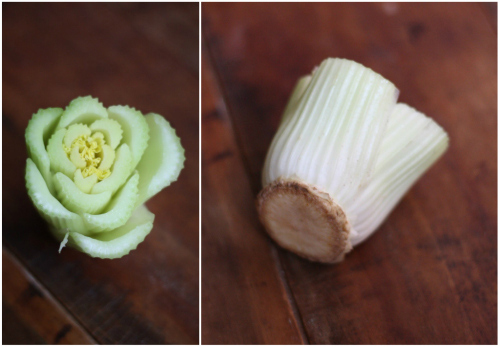 Trồng cần tây trong bát ăn quanh năm ngày tháng-4